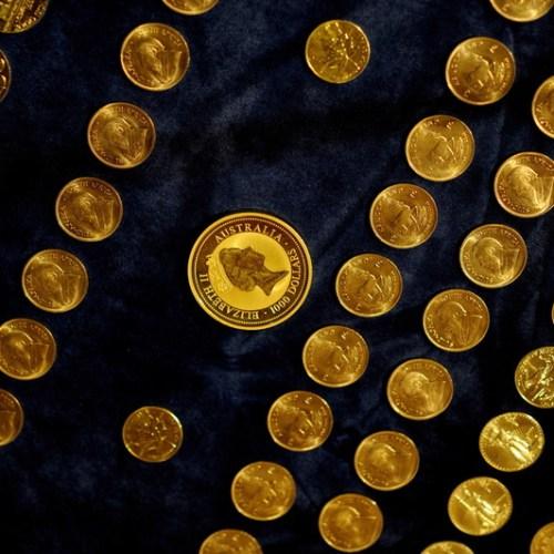 Gold declines as rising U.S. yields keep dollar firm