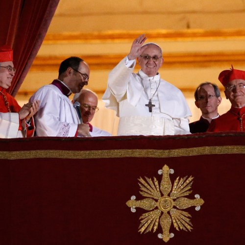 Habemus Papam – Eight years of Pope Francis