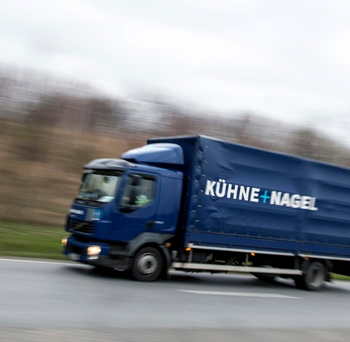 Kuehne & Nagel 2020 core profit inches up on air logistics