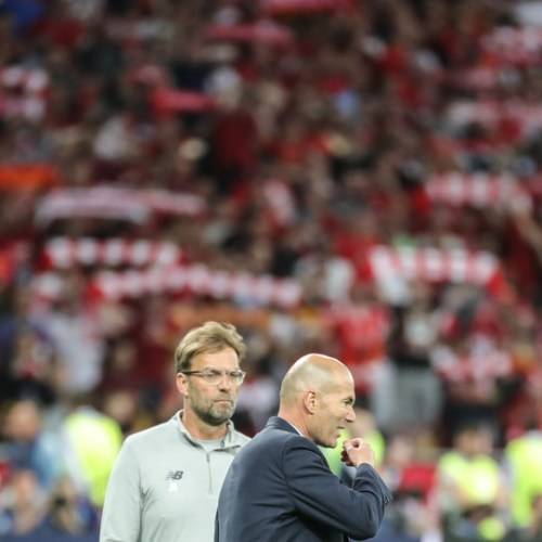 Zidane says Liverpool draw not a distraction for Real Madrid