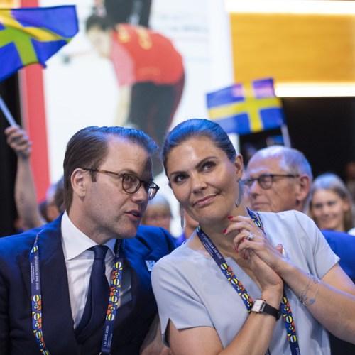 Swedish Crown Princess Victoria tests positive for COVID-19