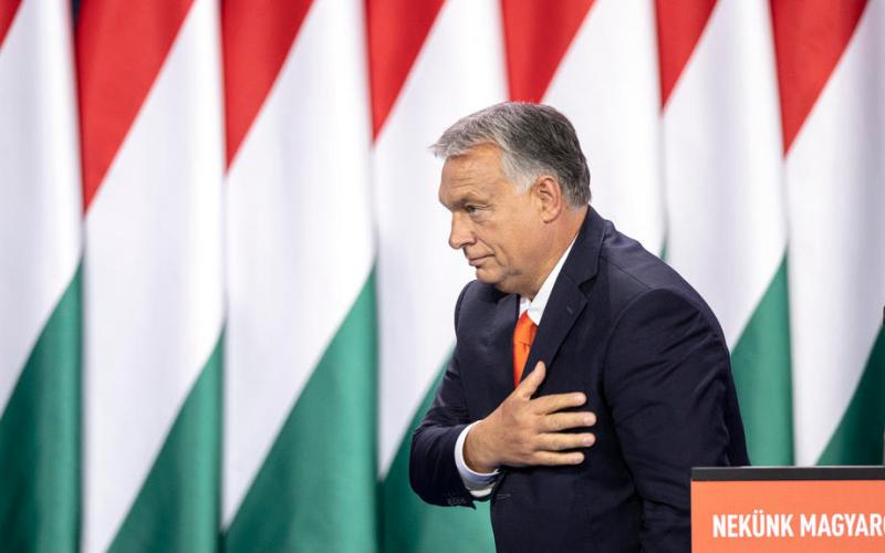 Could the European Union kick out Hungary?