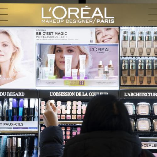 L'Oreal responds to push for natural ingredients in make-up