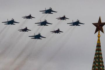 Large-scale Russian military drills in Crimea