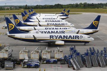 Ryanair raises 1.2 billion euros in oversubscribed bond sale
