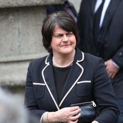 EU not interested to protect Belfast peace agreement – N. Ireland first minister