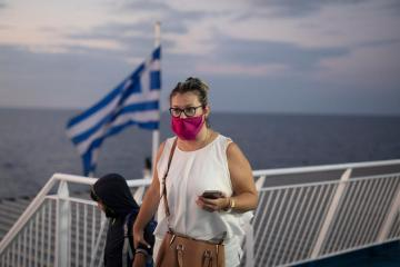 Greece, looking to tourist season, makes islands vaccination priority