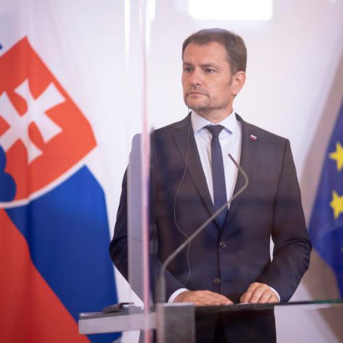 Slovak PM prepared to step down to resolve coalition crisis but sets conditions