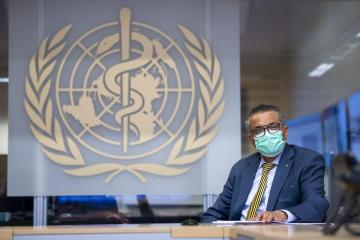 Germany seeks backing for Tedros at WHO as deadline for proposing candidates set to expire