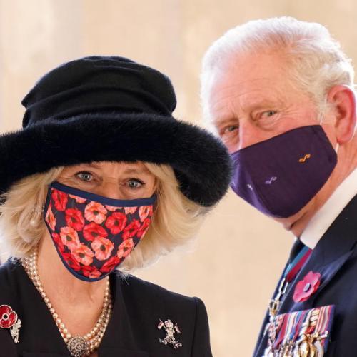 I've had AstraZeneca vaccine, says Britain's Duchess of Cornwall