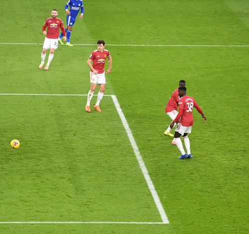 Leicester out-class Manchester United to reach FA Cup semis