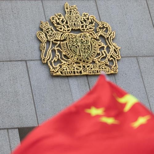Britain imposes sanctions on Chinese officials, company over Xinjiang