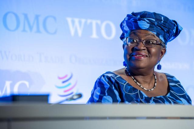 Historic day for WTO as first female and first African takes the helm