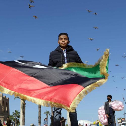 U.S. Tripoli visit shows increased Libya focus after fighting