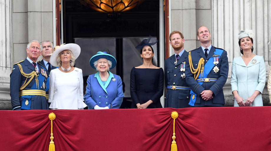 Buckingham Palace to investigate bullying claims from former staff of Harry and Meghan