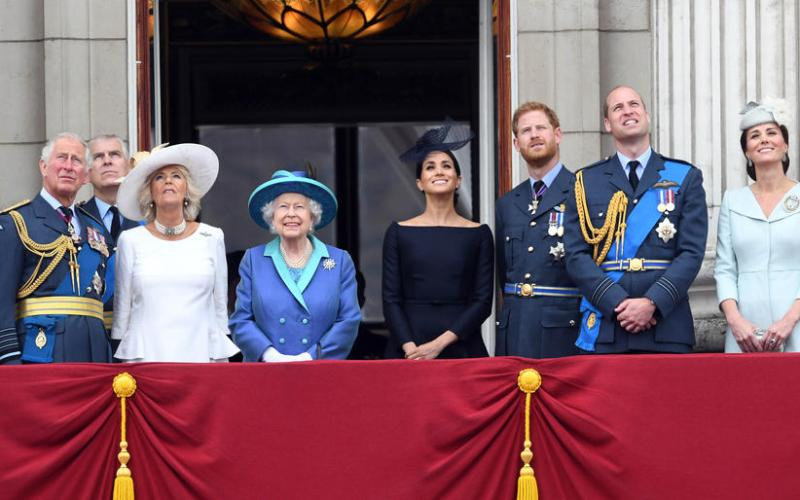 Yougov poll suggests young British people want to ditch the monarchy