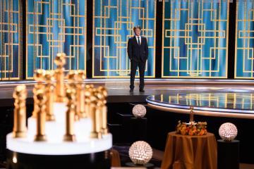 Golden Globes called off after diversity clash