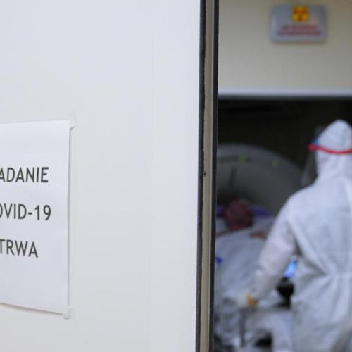 UPDATED: Poland's new coronavirus cases accelerating