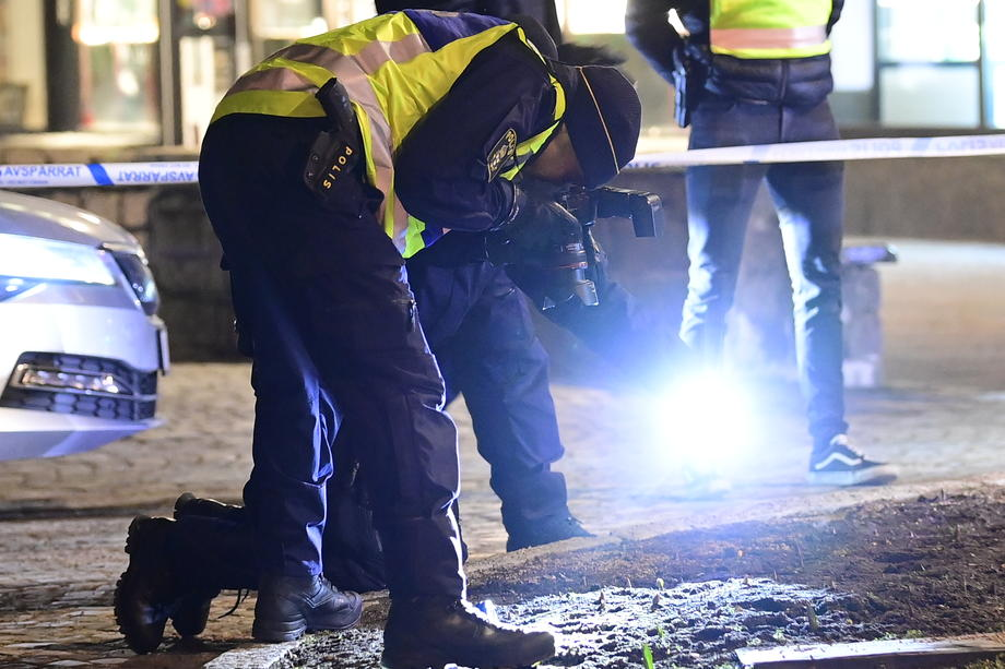 Developing Story : Eight people injured after suspected terrorist attack in Sweden
