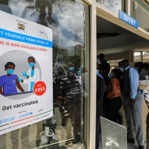 African Union drops AstraZeneca vaccine, which COVAX will supply