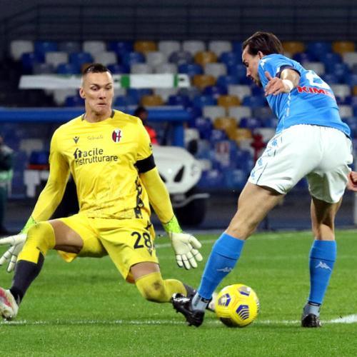 Poland and Bologna keeper Skorupski tests positive for COVID-19