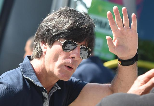 German coach Loew to resign after Euros