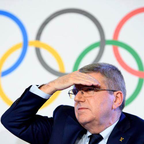 Bach re-elected as IOC president for final term until 2025