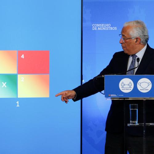 Portugal to gradually lift lockdown rules