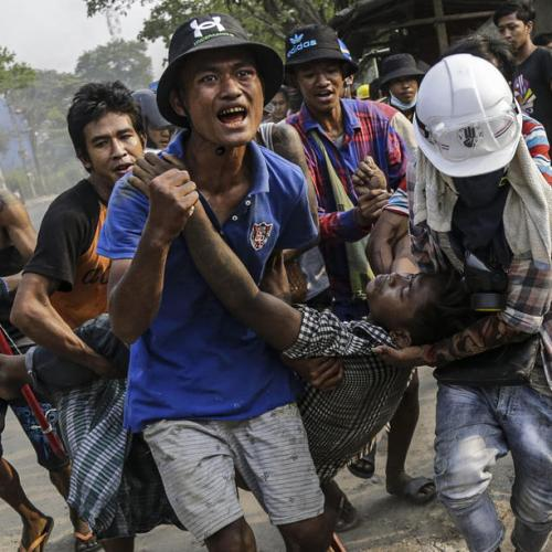 It's all out war as at least 39 reported killed in Myanmar