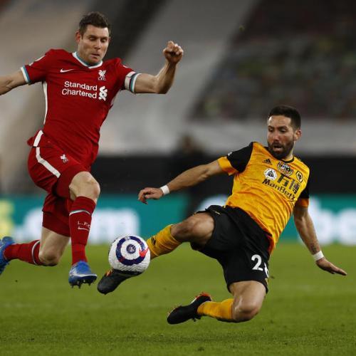Patricio suffers head injury as Liverpool beat Wolves