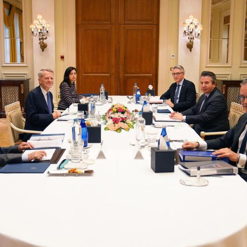 Greece, Turkey resume preliminary talks on maritime dispute