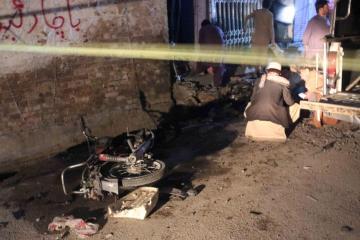 Photo Story – Bombing in Pakistan