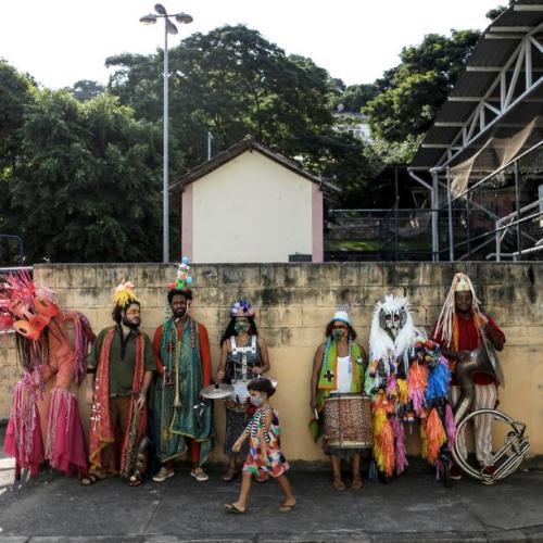 Photo Story – 'Gigantes Sonhadores' (Giant dreamers) at a school in Rio de Janeiro