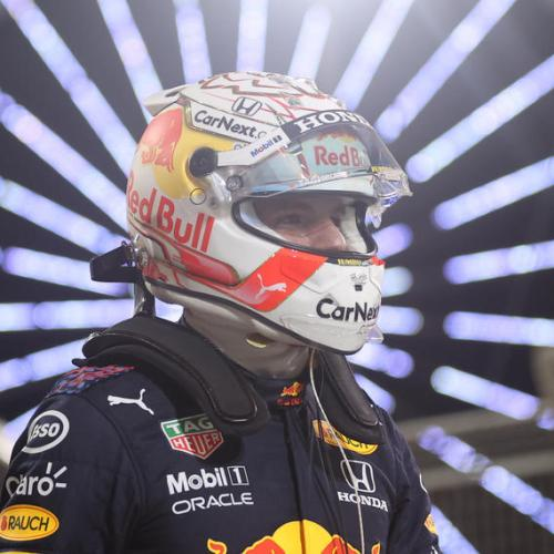 Verstappen takes brilliant pole position for Bahrain Grand Prix