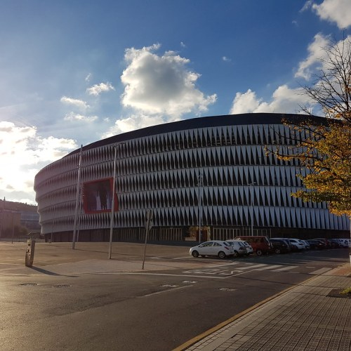 Bilbao dropped from list of Euro 2020 host venues – officials