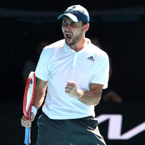 Russia's Karatsev stuns Djokovic to reach Serbia Open final
