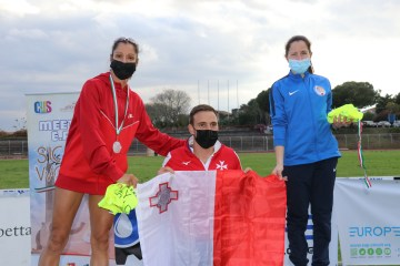 Maltese athletes claim six gold medals in Sicily International Athletics Meeting