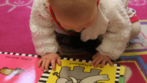 Babies 'understand simple sentences before they can speak'