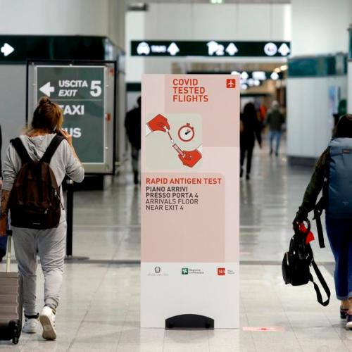 IATA says 'travel pass' app to go live in weeks