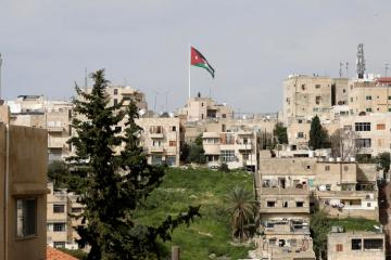 Jordan's neighbours and allies voice support over its security moves