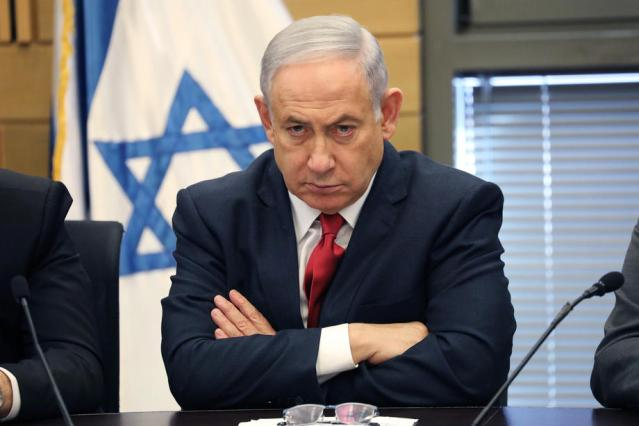 Israel's Netanyahu in court for corruption trial