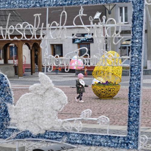 Photo Story: Easter decoration in Czeladz, Poland