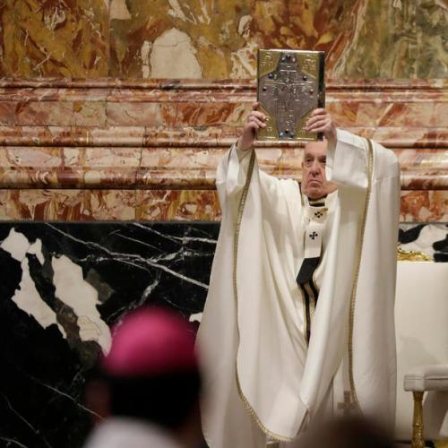Photo Story: Chrism Mass at the Vatican