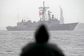 U.S. to send two warships to Black Sea