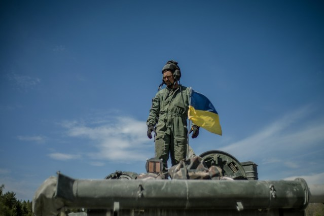 No let down in tension between Russia and Ukraine