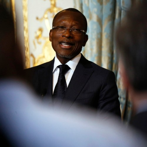 Benin President Talon seeks five more years