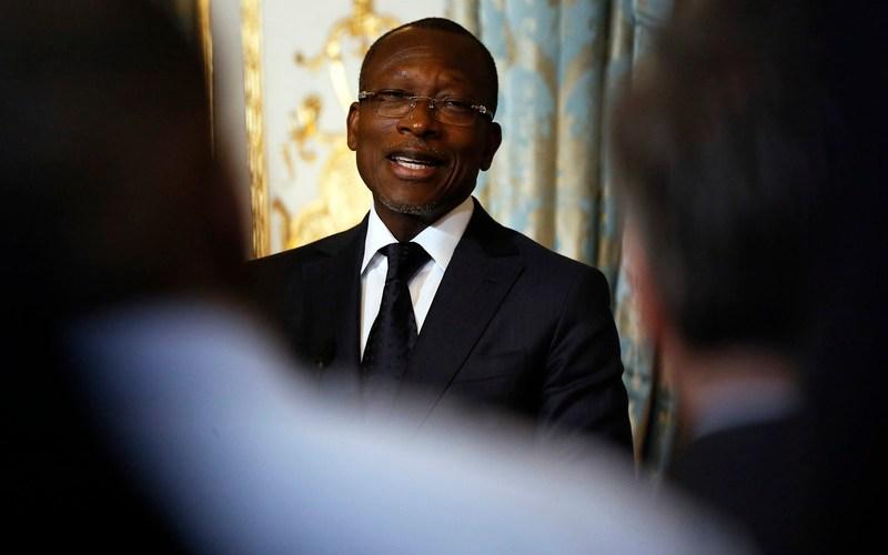 Benin President Talon seeks five more years