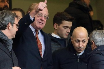 A.C. Milan President Scaroni resigns from Serie A council