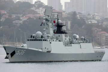China terms military exercises near Taiwan as 'combat drills'