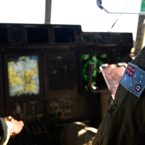 'We are all aviators': Australian air force replaces term 'airmen'